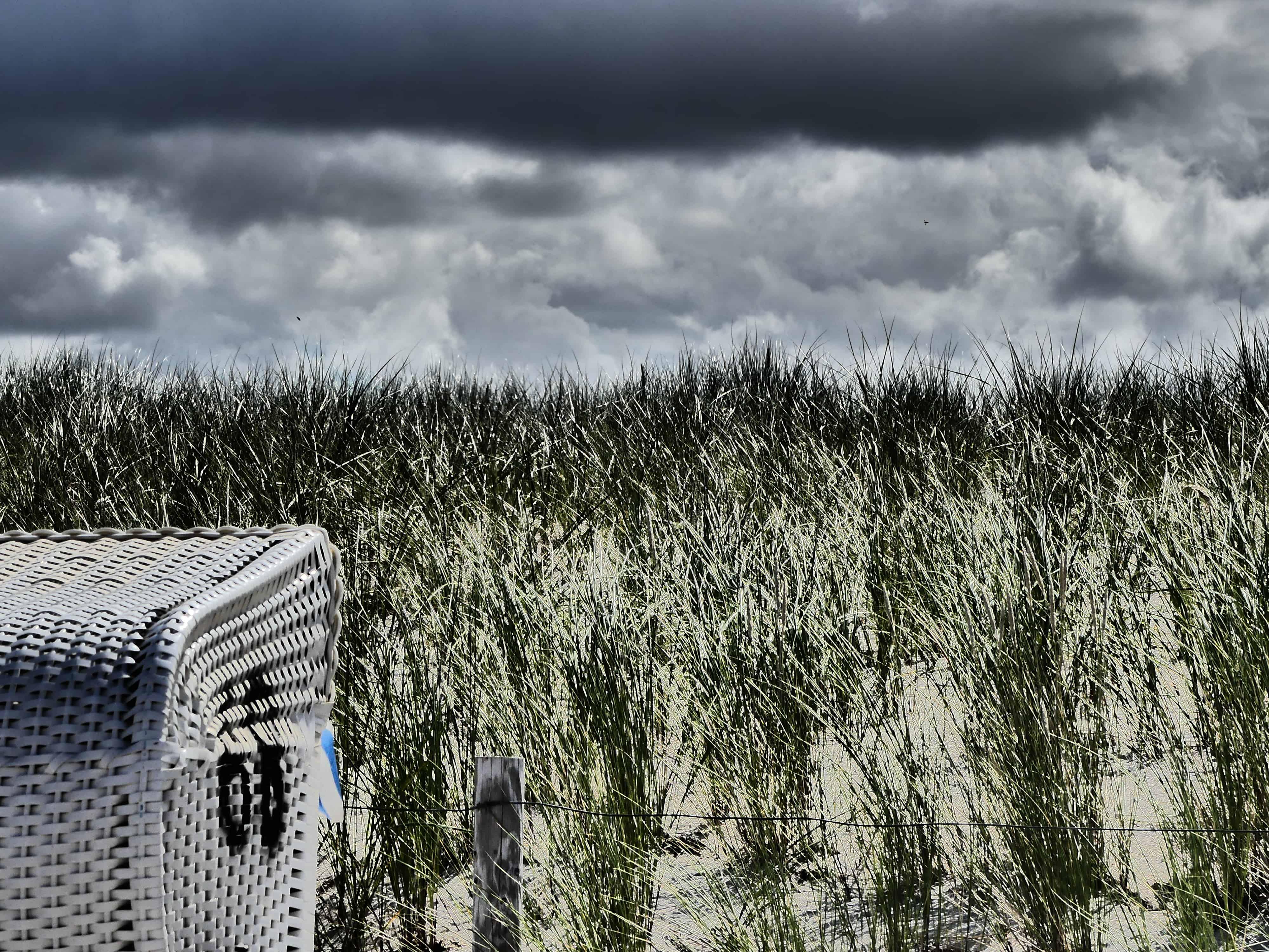 Ostseebad Rerik Bilder - Strandkorb und Düne