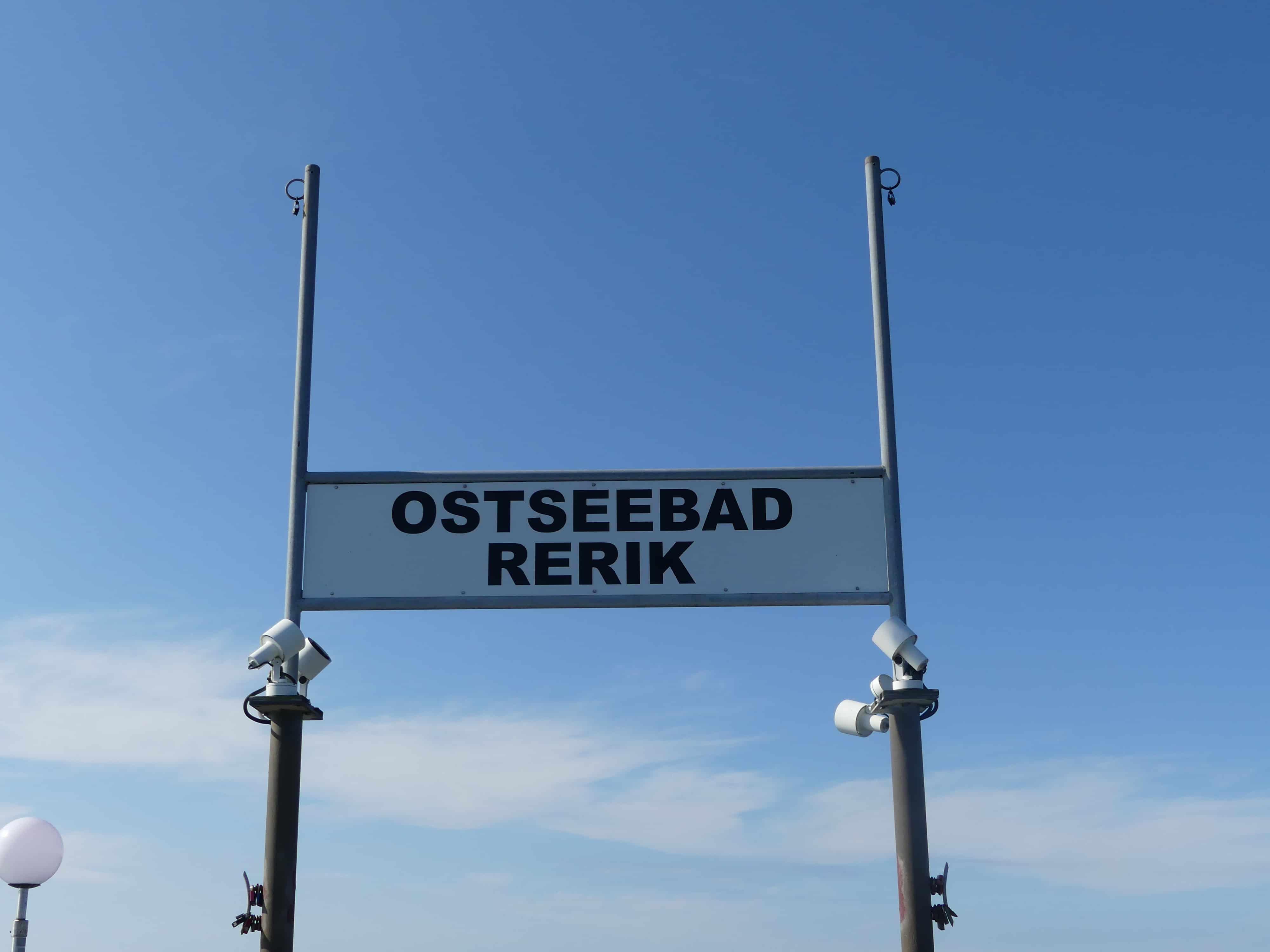 Ostseebad Rerik - Seebrücke