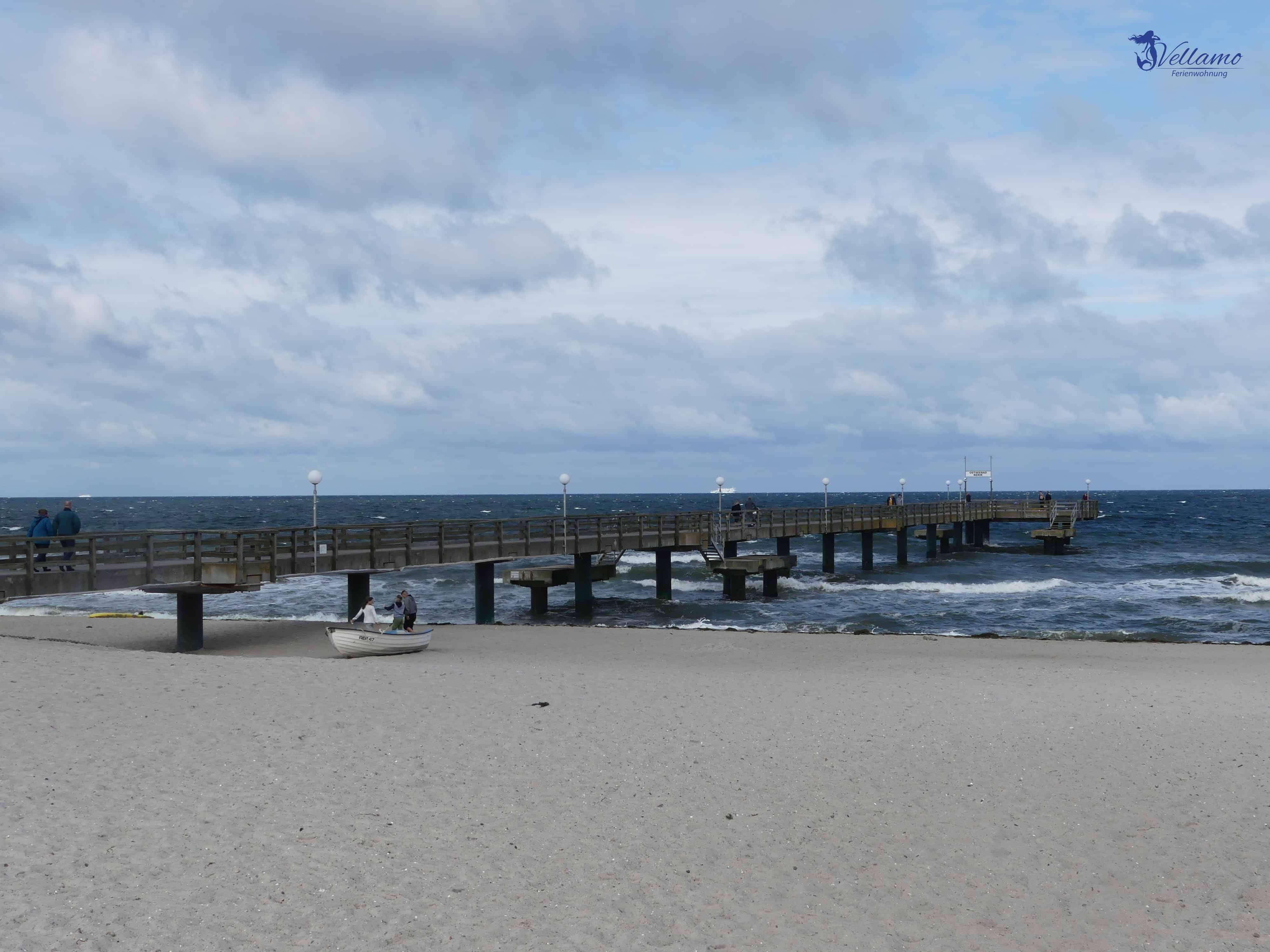 Ostseebad Rerik Bilder - Seebrücke Rerik