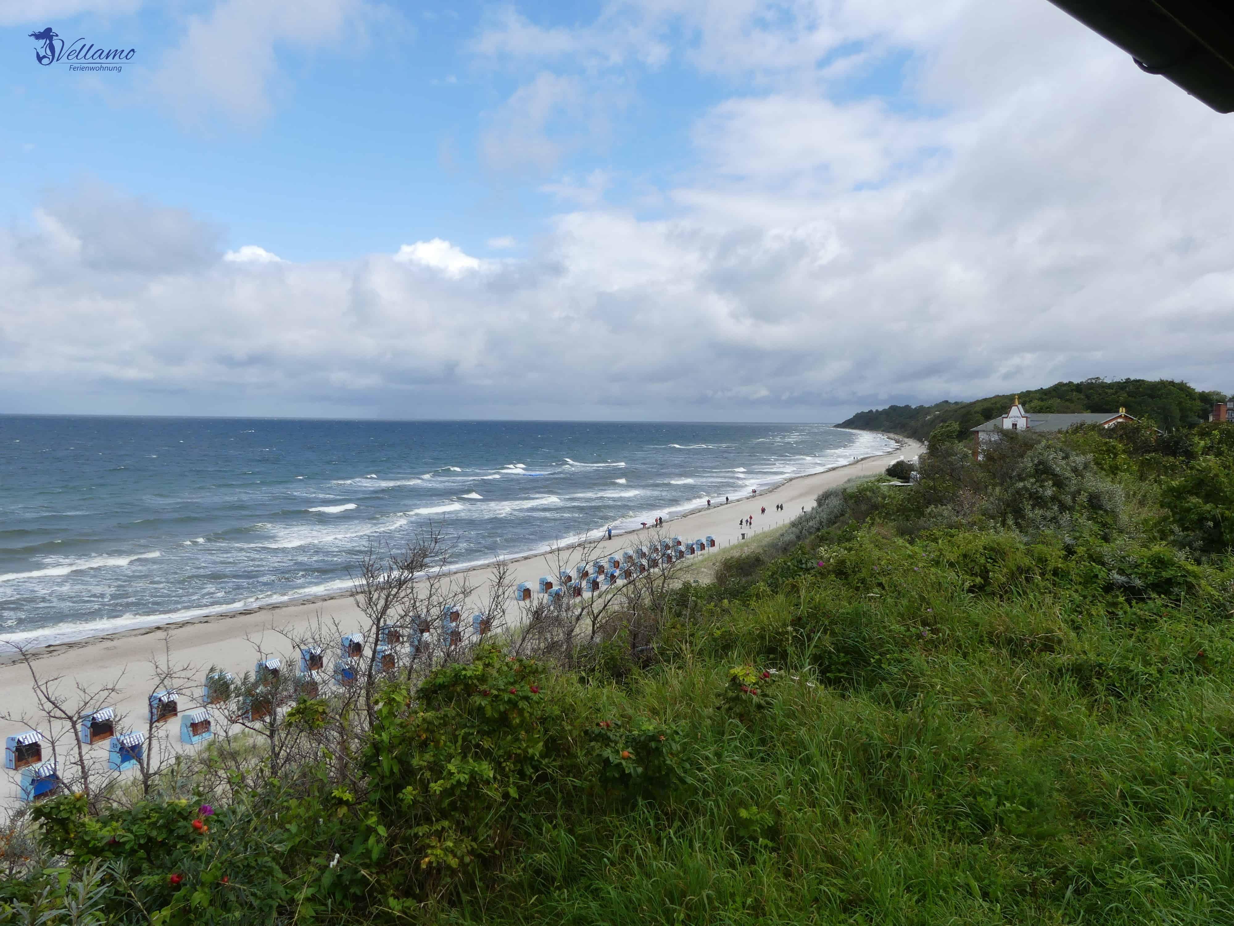 Ostseebad Rerik Bilder - Strand an der Steilküste