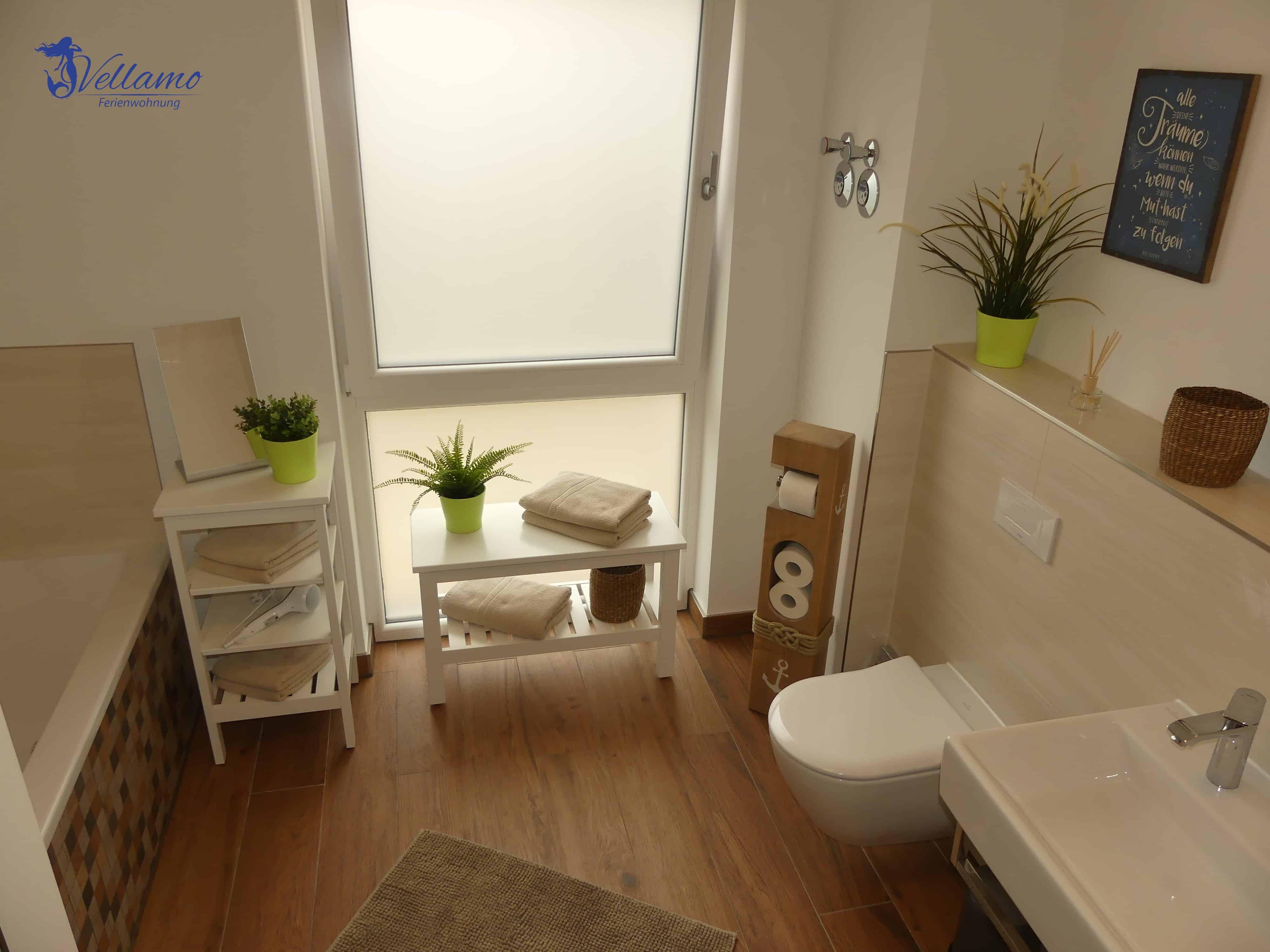 Ferienwohnung Vellamo Rerik - Wellnesszentrum