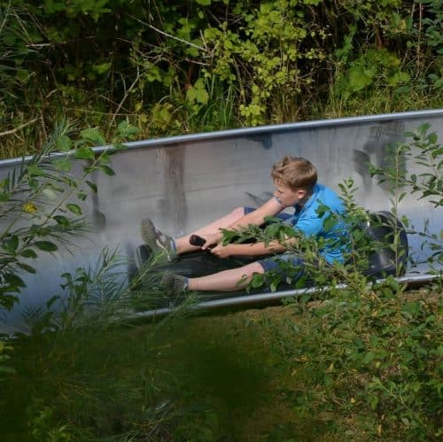 Ausflugstipps für Familien - Sommerrodelbahn Bad Doberan