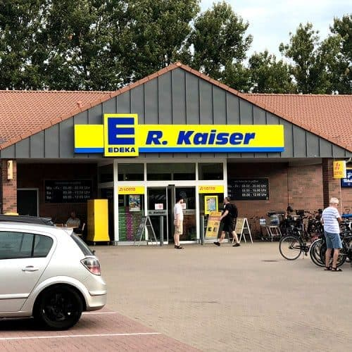 Supermarkt Rerik - Edeka Kaiser in Rerik
