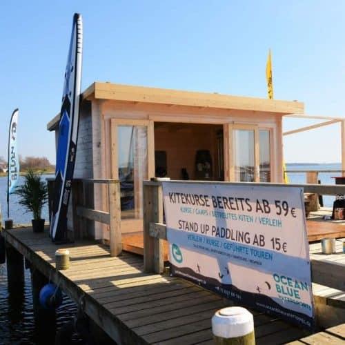 Restaurants, Geschäfte und mehr - Oceanblue Watersports
