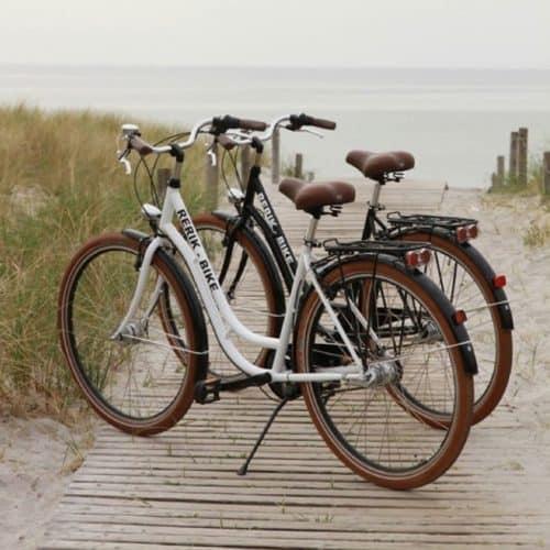 Restaurants, Geschäfte und mehr - Fahrradverleih Rerik - Bike