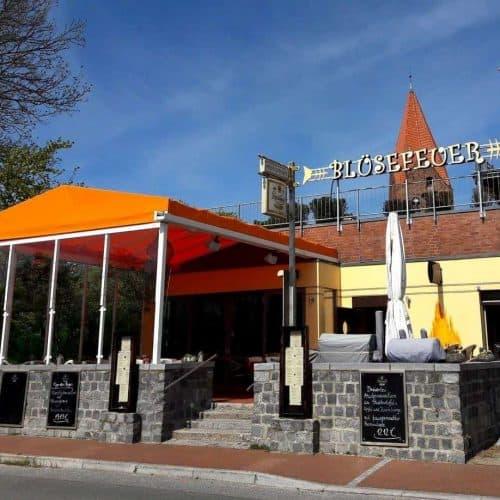 Restaurants Rerik - Restaurant Blüsefeuer