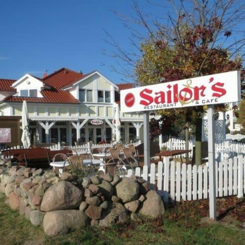 Restaurants, Geschäfte und mehr - Sailors