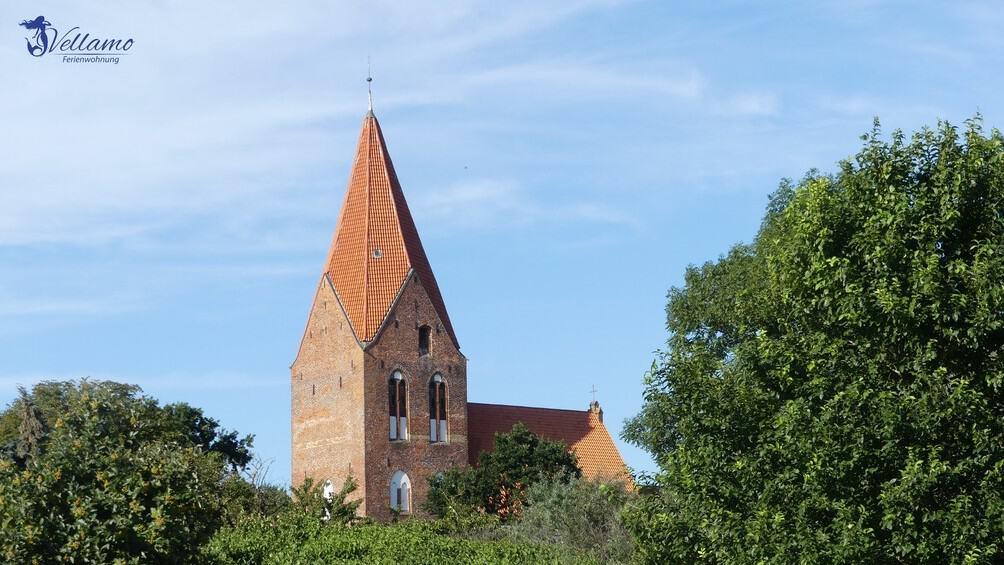 Sansibar oder der letzte Grund - Ostseebad Rerik - Kirche Rerik